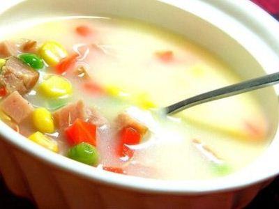喝汤要远离的四大误区