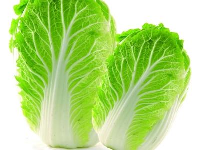 白菜剪纸步骤图解