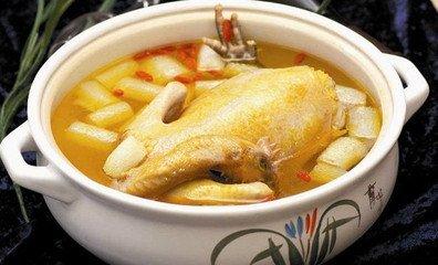 鸡汤滋补 感冒的时候适宜喝吗