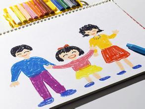父母应该怎样来教孩子画画