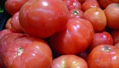 分辨催熟西红柿的6个小技巧
