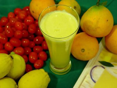 蔬菜水果混合果汁有什么样的功效