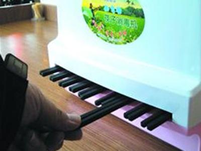 筷子做钢琴步骤图解