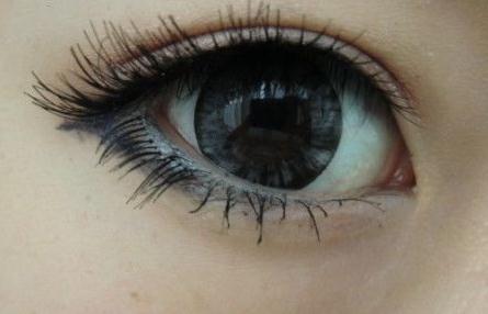 韩式猫眼画法 给你大眼睛