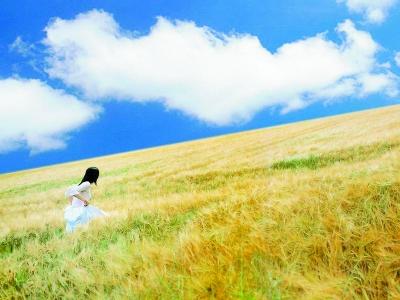 抑郁情绪可通过散步缓解
