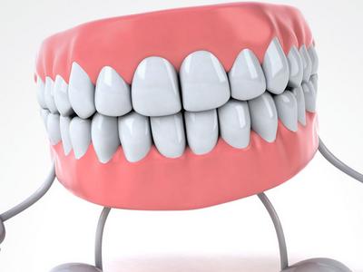 呵护牙齿做好三件事