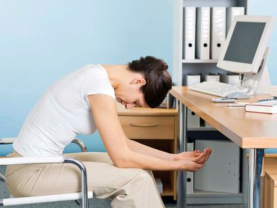 工作中常见的四种异常心理