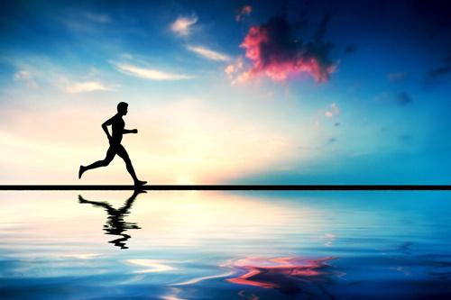 正确跑步姿势能让小腿变细