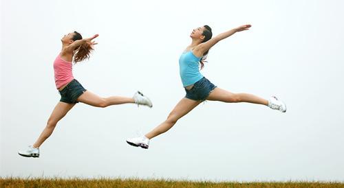 女性运动小心5种私