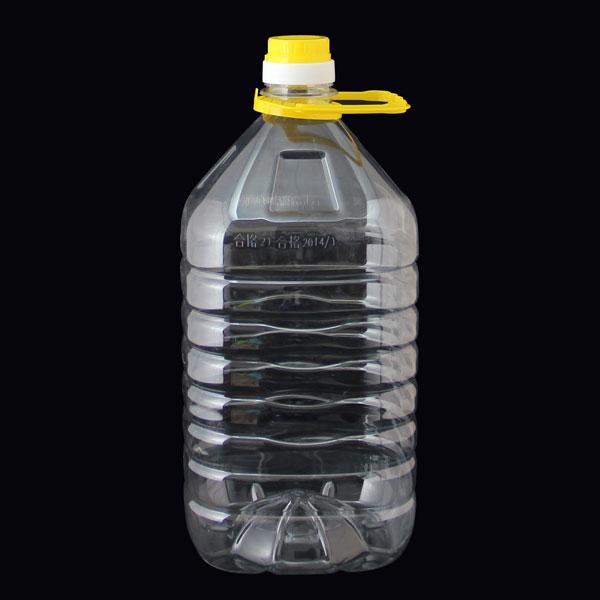 塑料壶能装食用油吗