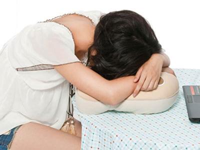 【健康】睡眠不足警惕8种病