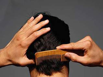 简单梳头发型步骤青少年