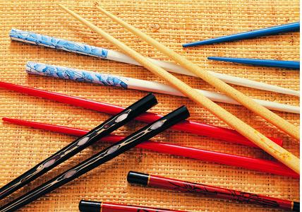 健康使用筷子的方法