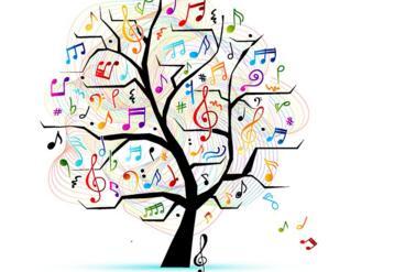 音乐知识图片素材