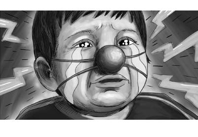 素描鼻子画法步骤图解