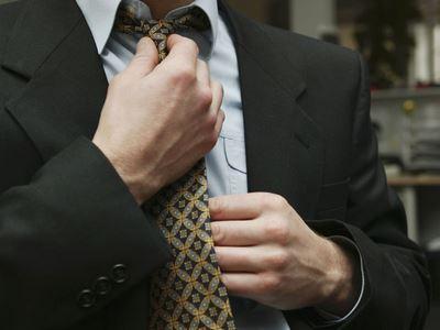 打领带一定不可忽略的细节
