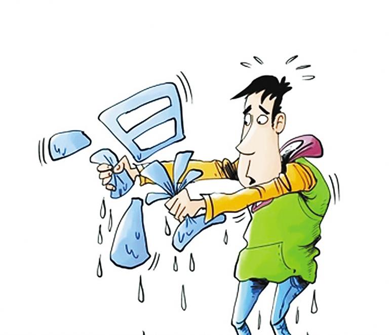 身体三个表现 帮你自测体内是否有湿气