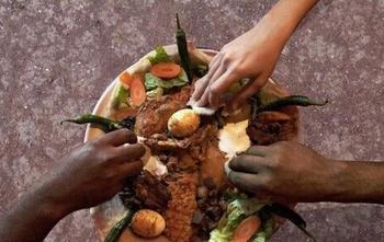 世界各国餐桌文化