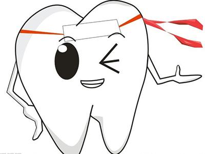牙齿图片大全