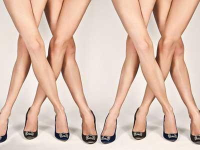 怎样的走路姿势能瘦腿