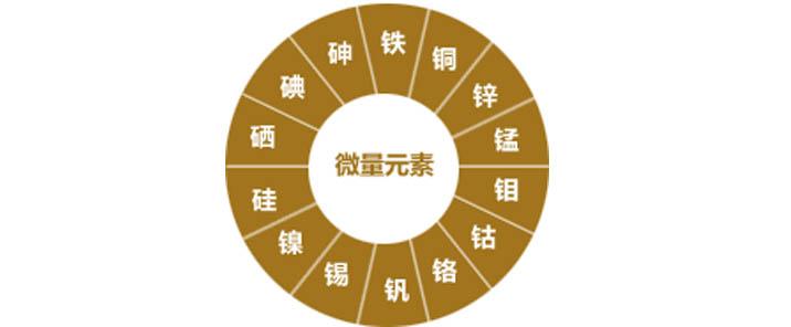 铜元素结构示意图