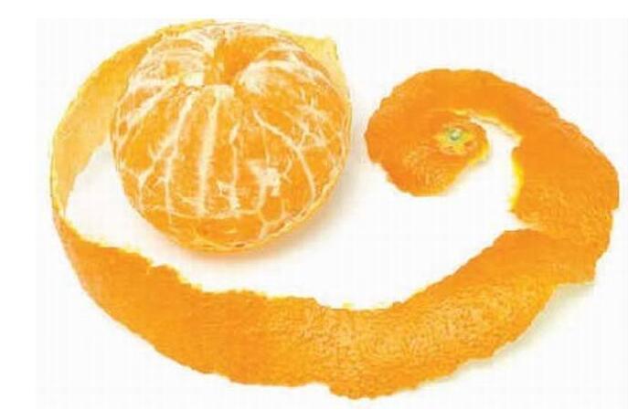 橘子皮有哪些功效