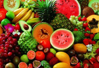 可爱水果桌面图片