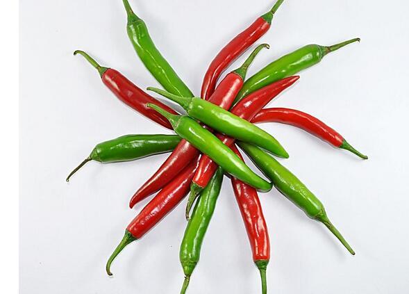 老人怎样吃辣椒健康不上火
