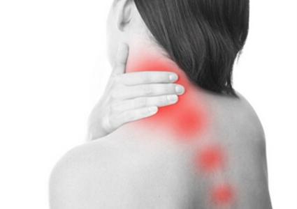 脖子酸痛怎么按摩图解