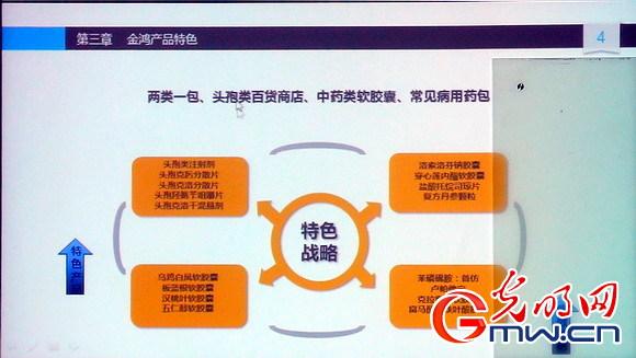 【健康行广东站报道二】整合医药资源企业才能与众不同