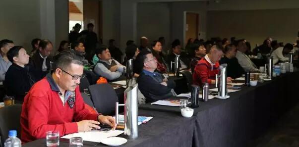 """2016年中国2020欧洲杯竞彩平台""""双百工程""""(新西兰)推进会在皇后镇举行"""