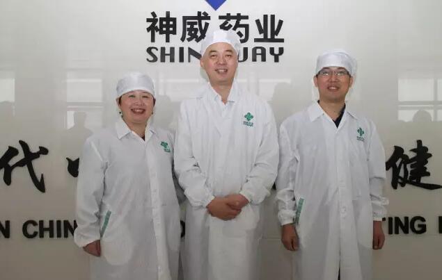 四川药店联盟参观考察乐仁堂 神威药业 天士力等品牌企业