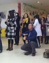 爱游戏app官网下载 清华大学医药企业高级管理研修二期班携手美林药业公益行走进孤儿院