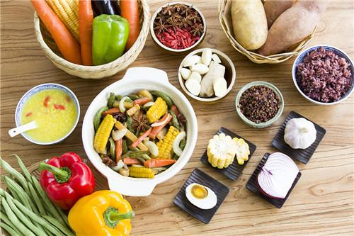 高纤减肚子食物 轻松甩脂