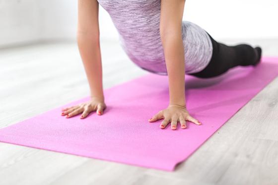 瘦腿瑜伽有效果吗