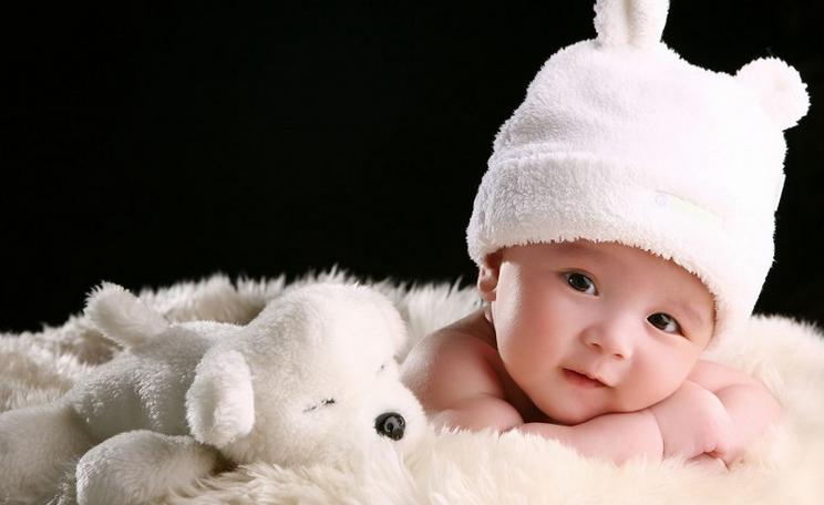 好冷宝宝图片可爱