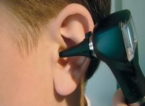 噪声性耳聋