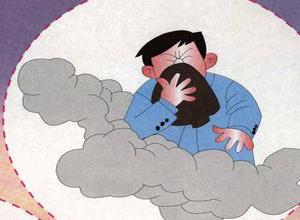一氧化碳中毒后迟发性脑病