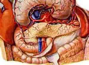 腹膜后腔液体渗病