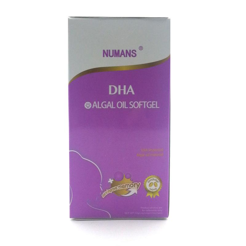 金纽曼思 纽曼思R藻油DHA软胶囊(成人型)