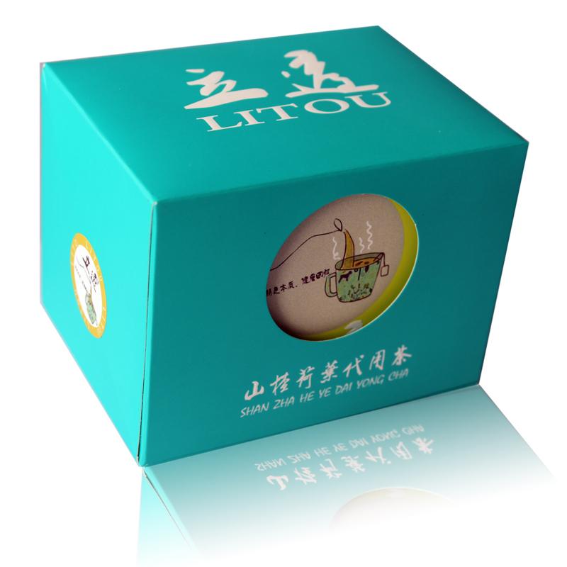 立透牌山楂荷叶代用茶