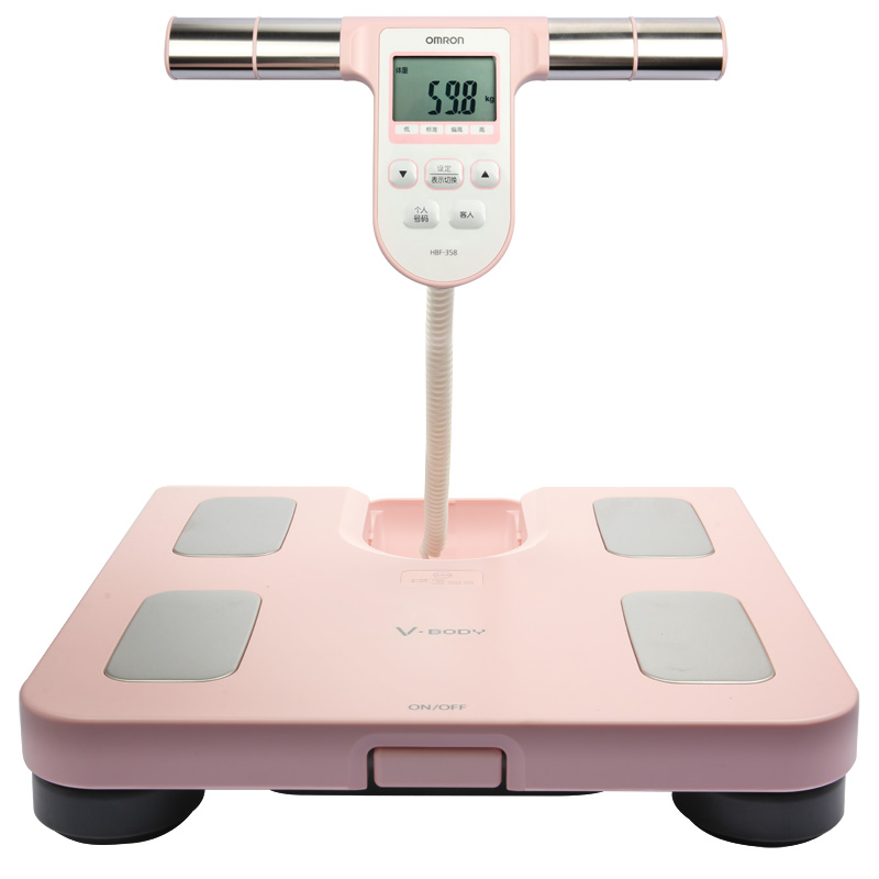 脂肪秤使用图解