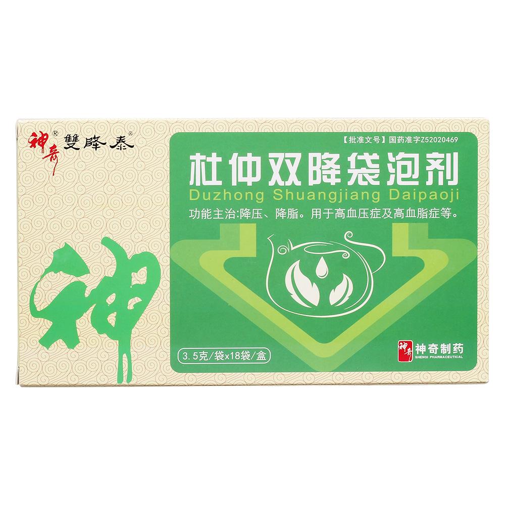 贵州神奇 杜仲双降袋泡剂
