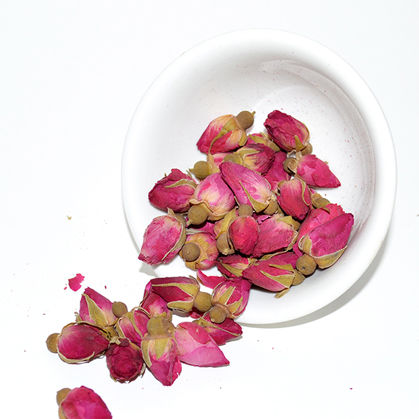 玫瑰花草茶 洛神花茶女性养颜美白时尚饮品女人茶罐装60g
