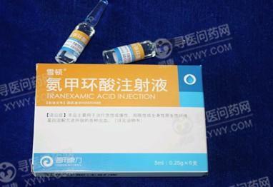 海南通用康力 氨甲环酸注射液