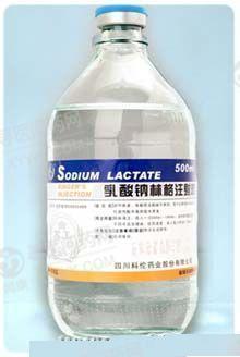 湖南科伦 乳酸钠林格注射液