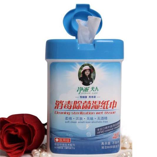 湿巾/消毒除菌湿纸巾