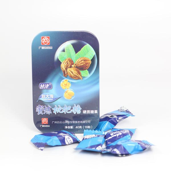 甘津枇杷糖(胖大海)
