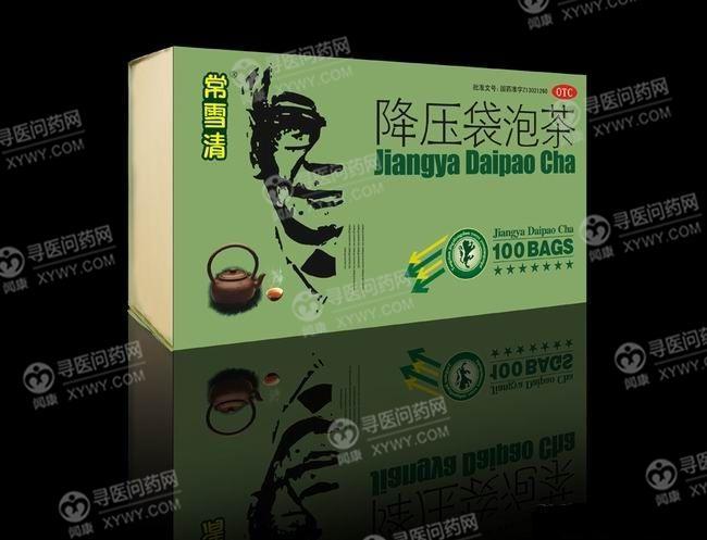 景忠山国药 降压袋泡茶