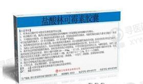 台山化学制药 盐酸林可霉素胶囊